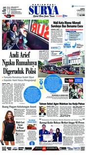 Cover Surya 05 Januari 2019