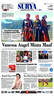 Cover Surya 07 Januari 2019