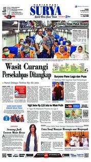 Cover Surya 09 Januari 2019