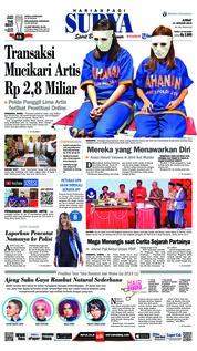 Cover Surya 11 Januari 2019