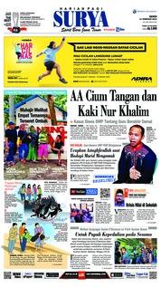 Cover Surya 11 Februari 2019