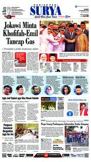 Cover Surya 14 Februari 2019
