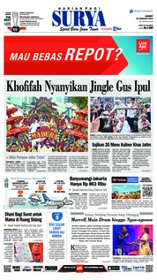 Cover Surya 15 Februari 2019