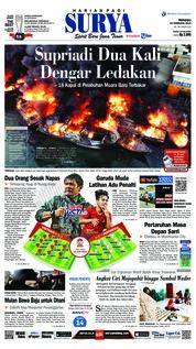 Cover Surya 24 Februari 2019