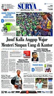 Cover Surya 20 Maret 2019