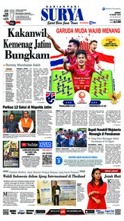 Surya Cover 22 March 2019