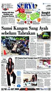 Cover Surya 24 Maret 2019