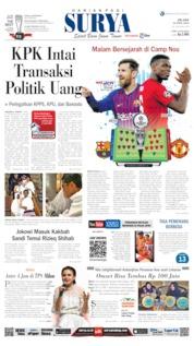 Cover Surya 16 April 2019