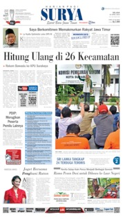 Cover Surya 23 April 2019
