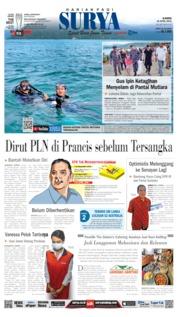 Cover Surya 25 April 2019