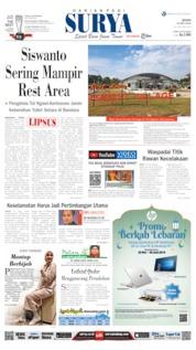 Cover Surya 20 Mei 2019