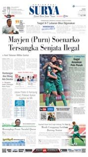 Cover Surya 22 Mei 2019