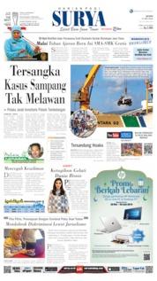 Surya Cover 27 May 2019