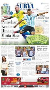 Surya Cover 03 July 2019