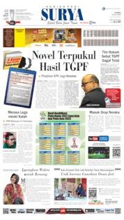 Cover Surya 18 Juli 2019