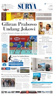 Cover Surya 20 Juli 2019