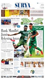 Cover Surya 21 Juli 2019