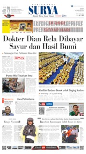 Surya Cover 12 August 2019