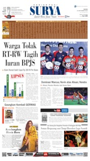 Cover Surya 23 September 2019