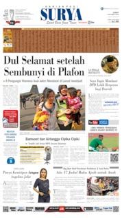 Cover Surya 04 Oktober 2019