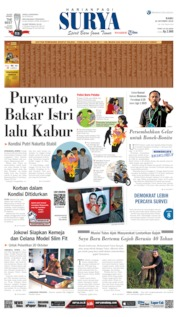 Surya Cover 16 October 2019