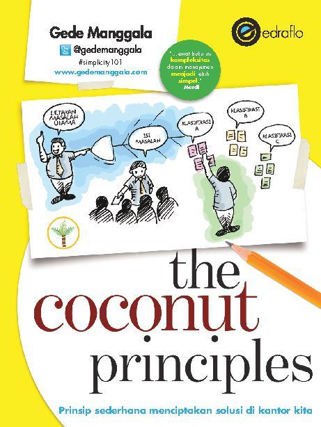 The Coconut Principles by Gede Manggala Digital Book
