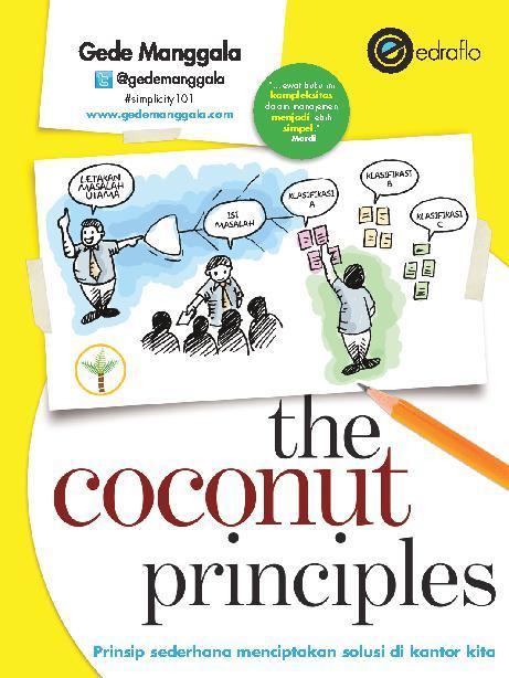 Buku Digital The Coconut Principles oleh Gede Manggala