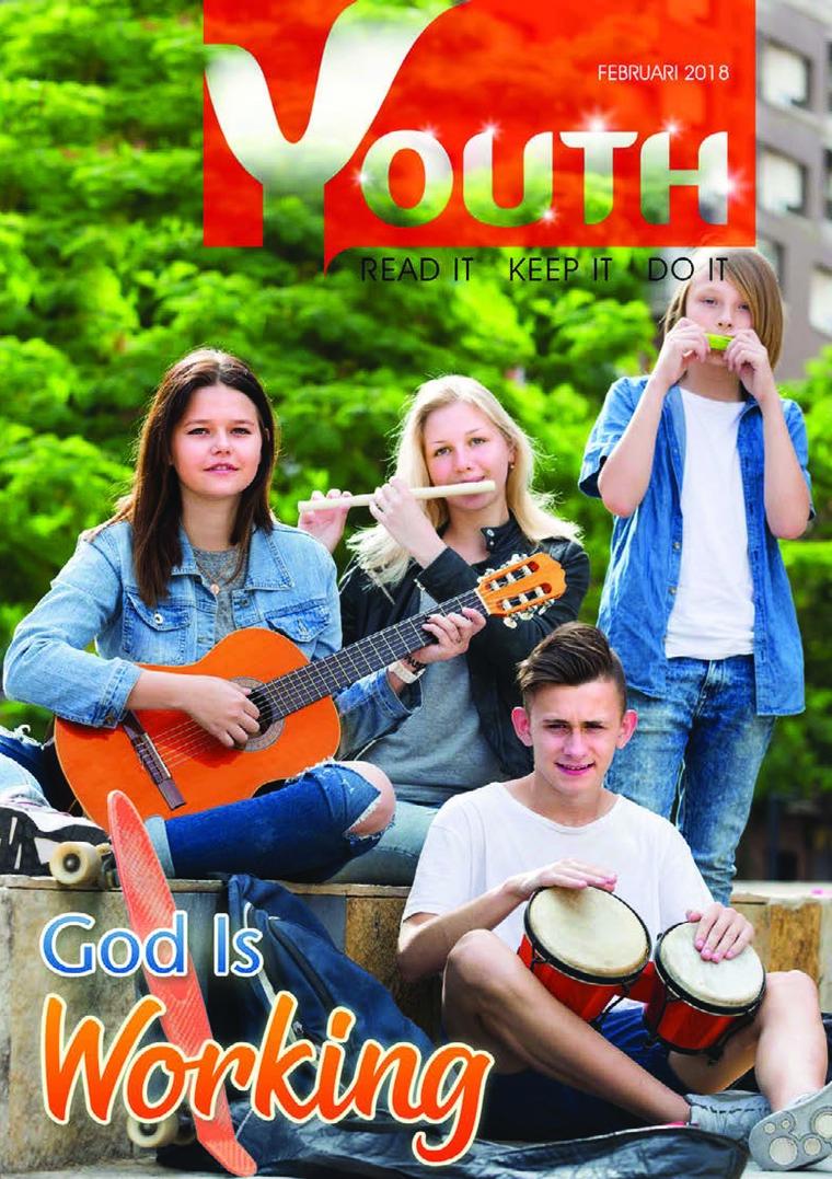 Majalah Digital Youth Februari 2018