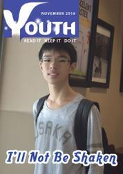Cover Majalah Youth November 2016