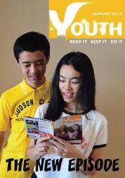 Cover Majalah Youth Januari 2017