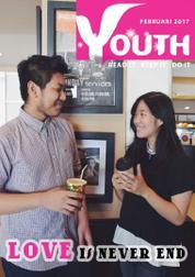 Cover Majalah Youth Februari 2017