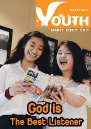 Cover Majalah Youth Maret 2017