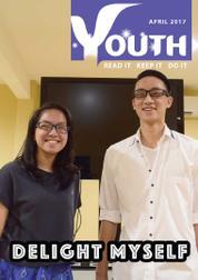 Cover Majalah Youth April 2017