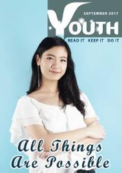 Youth Magazine Cover September 2017