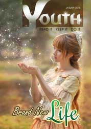 Youth Magazine Cover January 2018