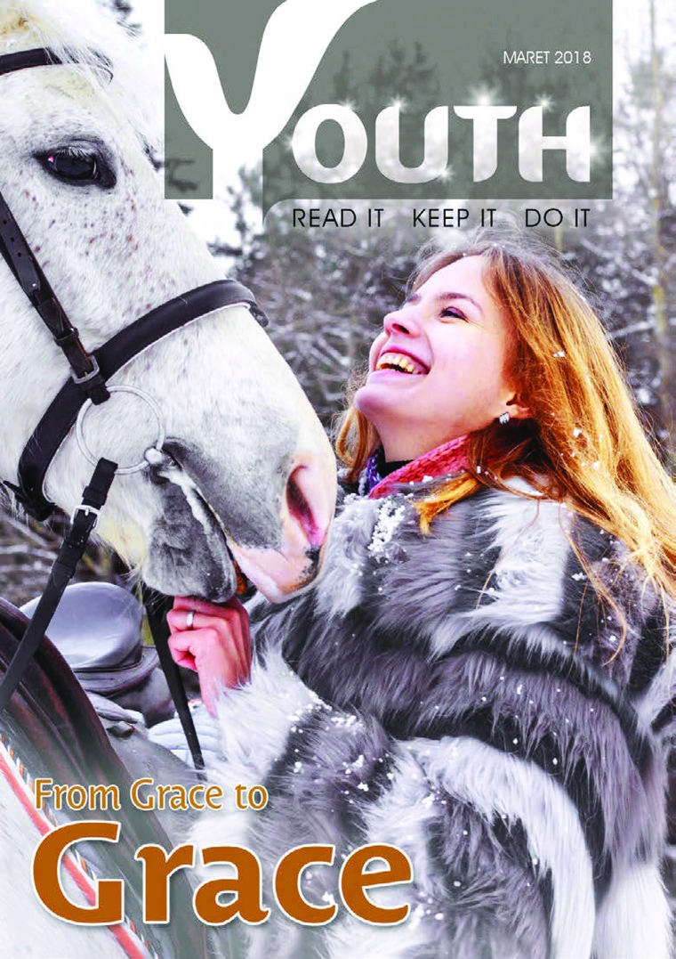 Youth Digital Magazine March 2018