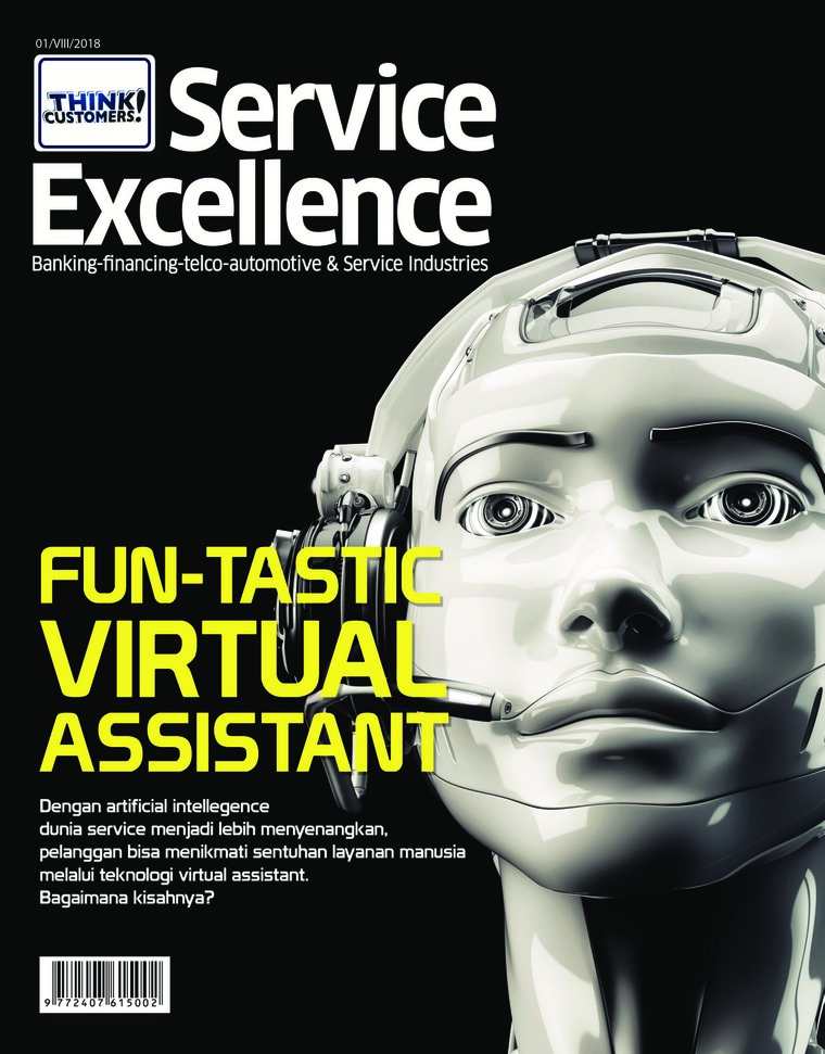 Service Excellence Digital Magazine ED 01 March 2018