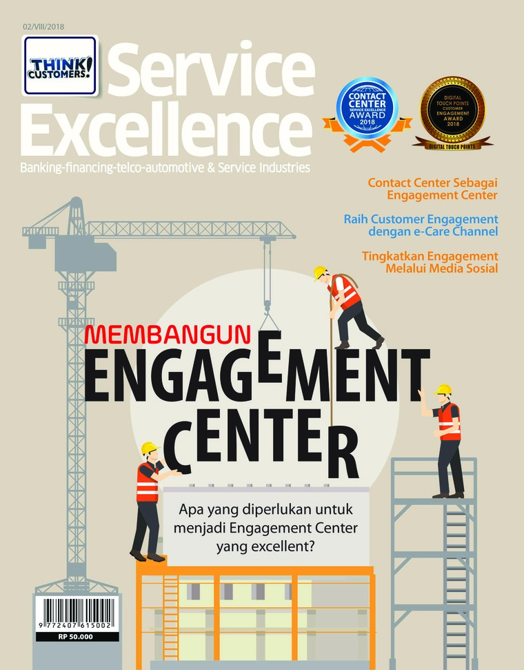 Majalah Digital Service Excellence ED 02 April 2018