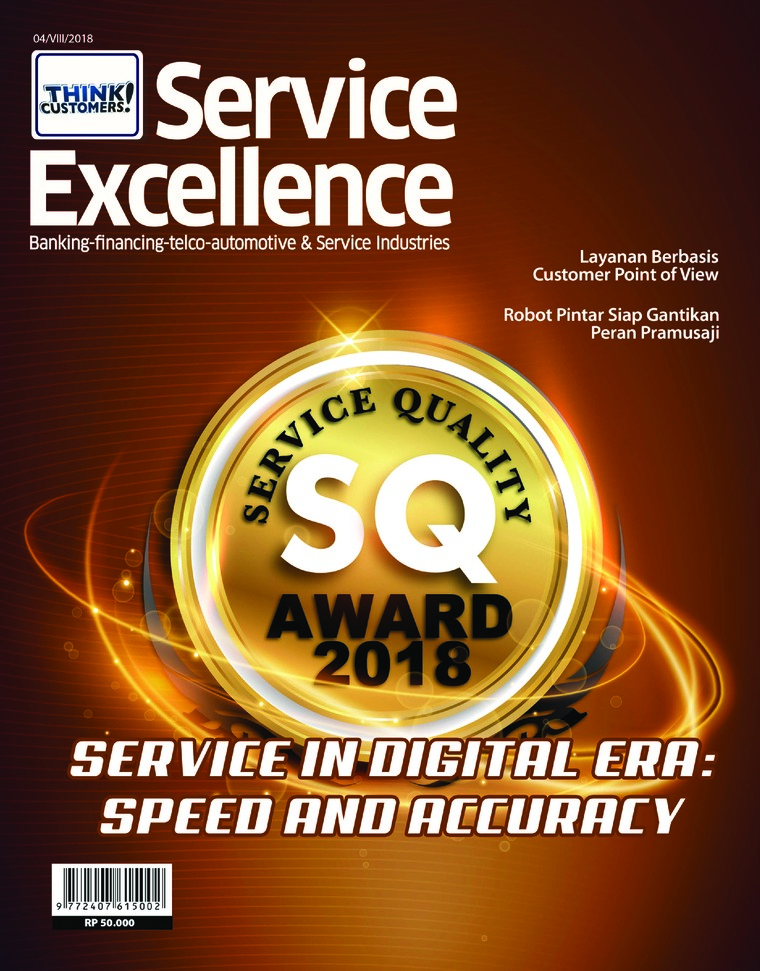 Service Excellence Digital Magazine ED 04 October 2018