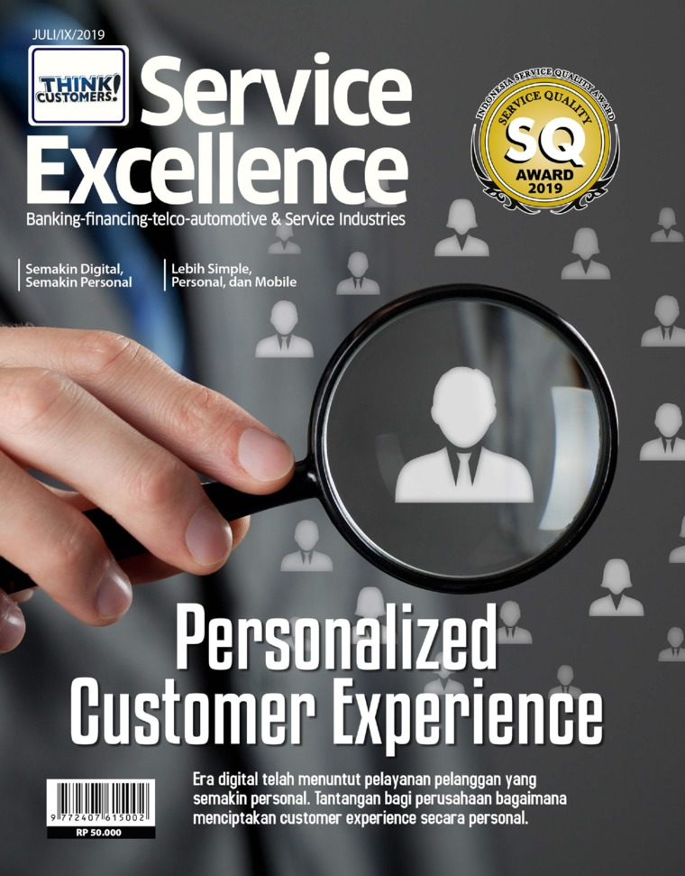 Service Excellence Digital Magazine ED 02 July 2019