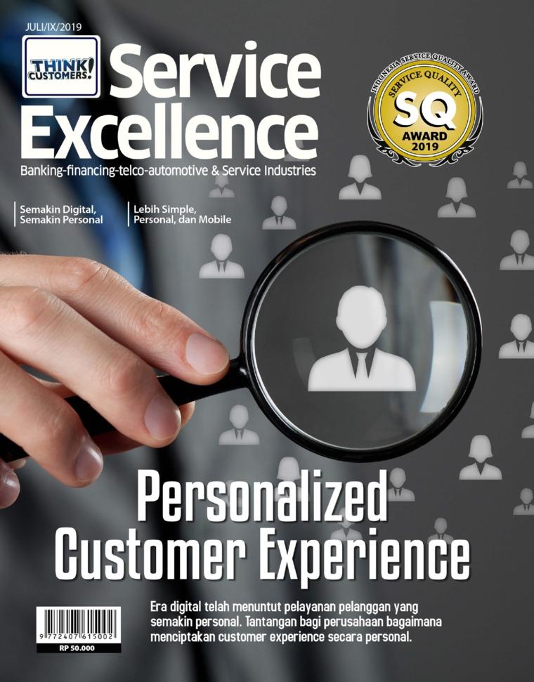 Majalah Digital Service Excellence ED 02 Juli 2019