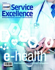 Cover Majalah Service Excellence