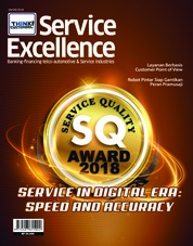 Service Excellence Magazine Cover ED 04 October 2018