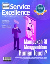 Service Excellence Magazine Cover ED 01 April 2019