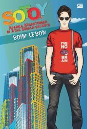 Sotoy by Boim Lebon Cover