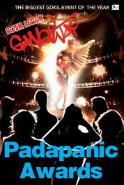Gangway - Padapanic Awards by Boim Lebon Cover
