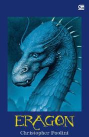 Cover Eragon 1 oleh