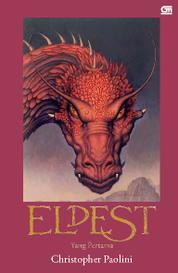 Cover Eragon 2: Eldest (Yang Pertama) oleh