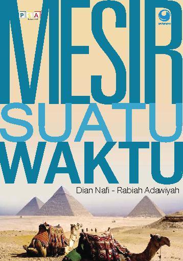 Buku Digital Mesir Suatu Waktu oleh Rabiah Adawiyah