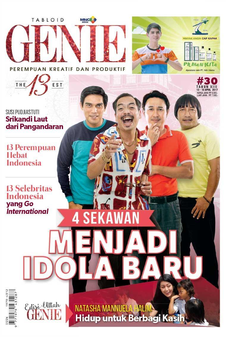 Majalah Digital Tabloid genie ED 30 April 2017